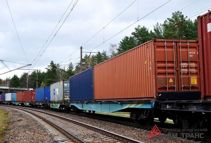 Виды контейнеров для доставки грузов